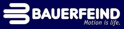 Bauerfeind logo - Supports, orthoses, medical compression stockings and orthopaedic orthoses