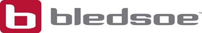 Bledsoe logo - orthopaedic knee braces, ankle braces, arm braces, sport braces, boots, and walkers.