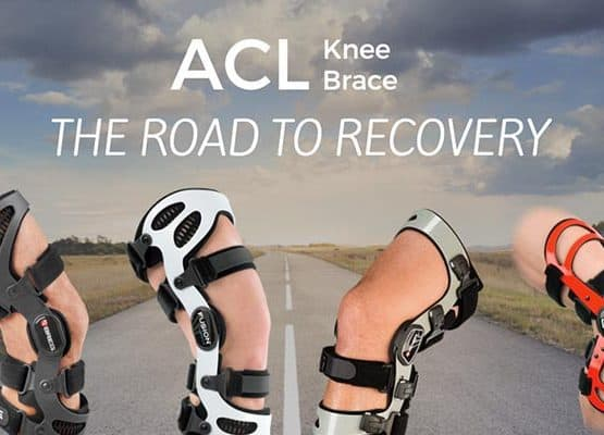 ACL Knee Brace Halifax - The road to recovery