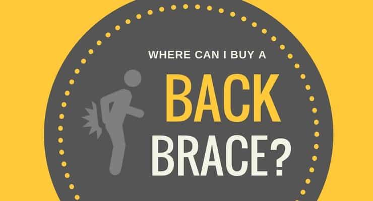 where to buy back brace