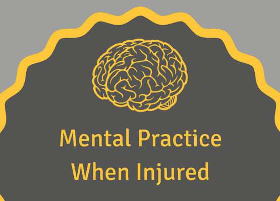 mental practice while injured