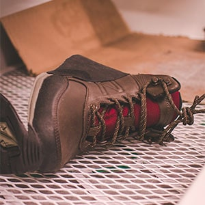 orthopaedic footwear modifications