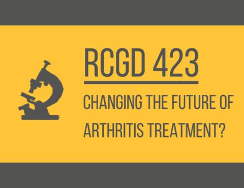 RCGD 423 Arthritis